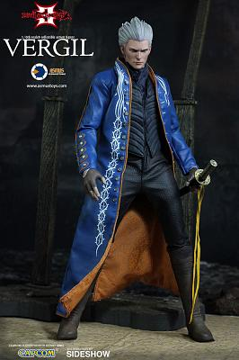 Devil May Cry 3: Vergil 1:6 Scale Figure