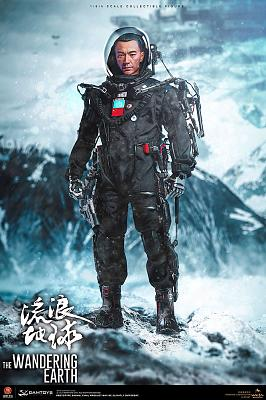 The Wandering Earth: Captain Wang Lei 1:6 Scale Figure