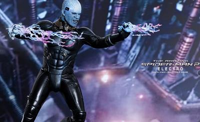 Amazing Spider-man 2: Electro Sixth Scale Figure