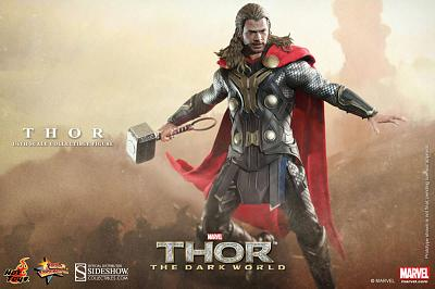 Thor: The Dark World Thor Sixth Scale Figure