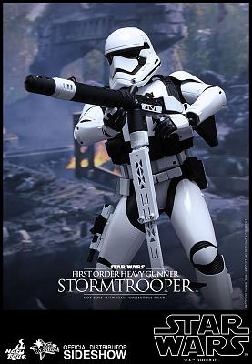 Star Wars The Force Awakens: First Order Heavy Gunner Stormtroop