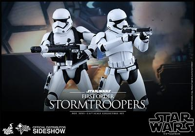 Star Wars The Force Awakens: First Order Stormtrooper 1:6 scale