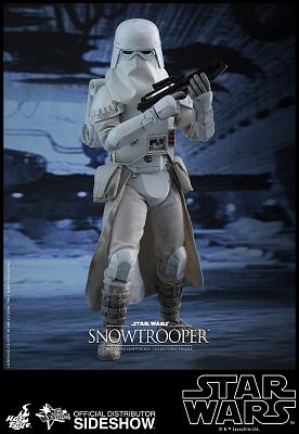 Star Wars - The Empire Strikes Back: Snowtrooper 1:6 scale Figur