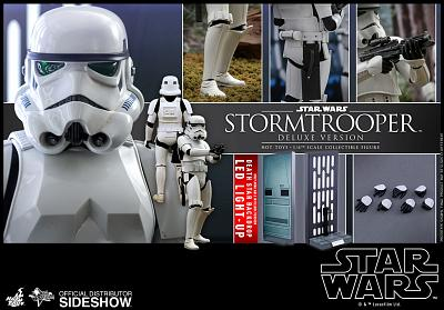 Star Wars: Deluxe Stormtrooper 1:6 Scale Figure