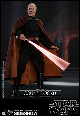 Star Wars: Attack of the Clones - Count Dooku 1:6 Scale Figure