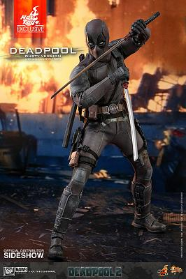 Marvel: Deadpool 2 - Exclusive Dusty Deadpool 1:6 Scale Figure
