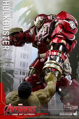 Marvel: Avengers AoU - Hulkbuster 1:6 Scale Accessories Set