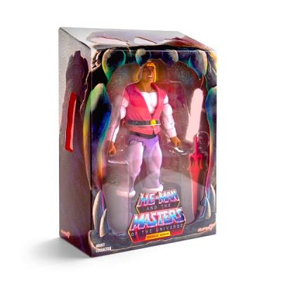 MOTU: Laughing Prince Adam SDCC Exclusive Action Figure