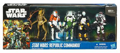Republic Commando Delta Squad