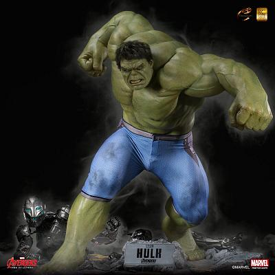 Avengers Age of Ultron: Hulk 1:3 scale Maquette
