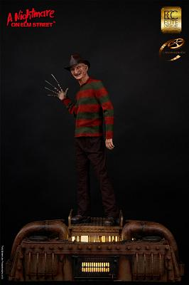A Nightmare on Elm Street: Infinity Hell - Freddy Krueger 1:3 Ma