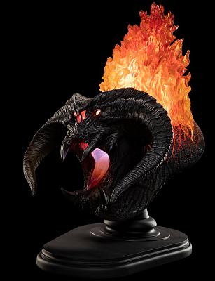 LOTR: The Balrog Flame of Ud–n - Creature Bust