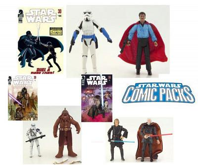 Star Wars Comic Packs: Star Wars #44 – Lando Calrissian & Stormt