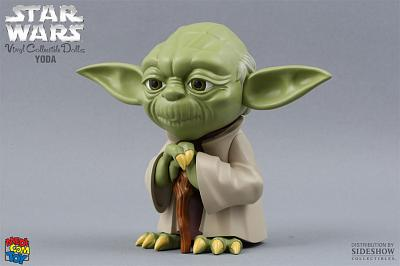 Yoda Vinyl Collectible by Medicom Toy