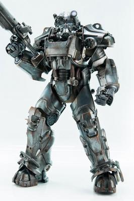 Fallout 4 Actionfigur 1/6 T-60 Power Armor 37 cm