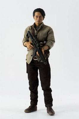 The Walking Dead Actionfigur 1/6 Glenn Rhee 29 cm
