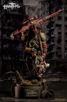 Hunters Day After WWIII Premium UMS Actionfigur 1/6 The Boy 39 c