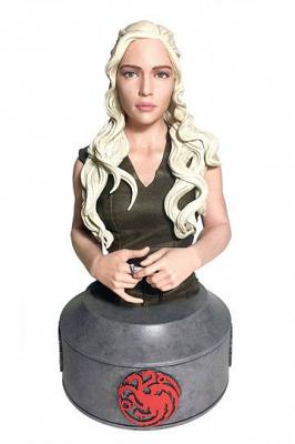 Game of Thrones Büste Daenerys Targaryen Mother of Dragons 20 cm