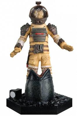 The Alien & Predator Figurine Collection Figur Kane (Alien) 14 c