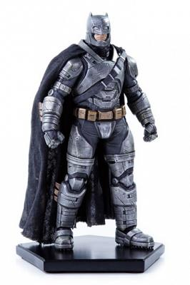 Batman v Superman Dawn of Justice Statue 1/10 Armored Batman 20