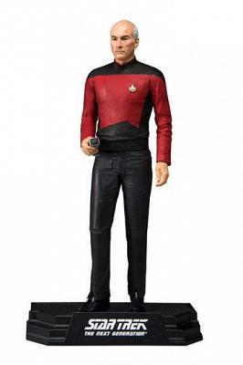 Star Trek TNG Actionfigur Captain Jean-Luc Picard 18 cm