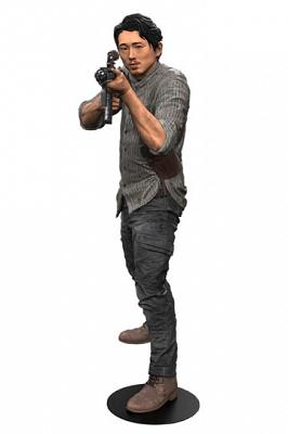 The Walking Dead Deluxe Actionfigur Glenn Rhee Staffel 5/6 25 cm