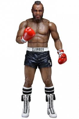 Rocky Actionfiguren 18 cm Serie 1 40th Anniversary Clubber Black