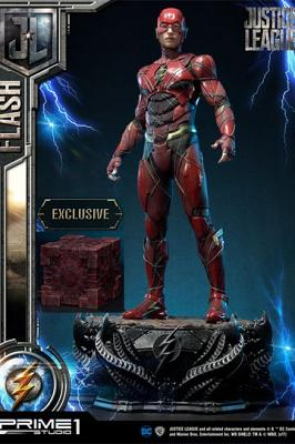 Justice League Statue Flash Exclusive 83 cm