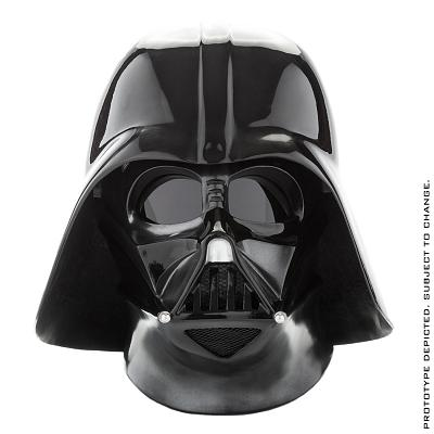 Star Wars: Darth Vader Standard Helmet Prop Replica