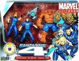 Marvel Super Hero Team Pack - Fantastic Four - Invisible Woman,