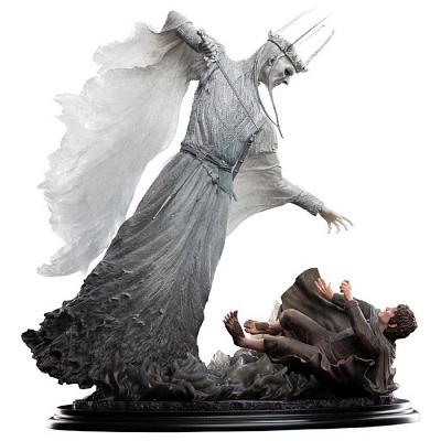 Lord Of The Rings Witch King & Frodo At Weathertop 1/6 Polystone