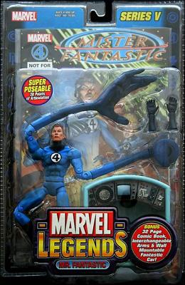 Marvel Legends (Series 5) Mr. Fantastic