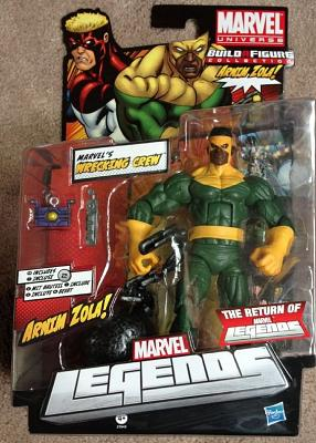Marvel Legends Action Figures 2012 Wave 2 Marvel\'s Thunderball