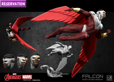 HX Project Falcon 1/6 Premium Collectibles Statue Reservation