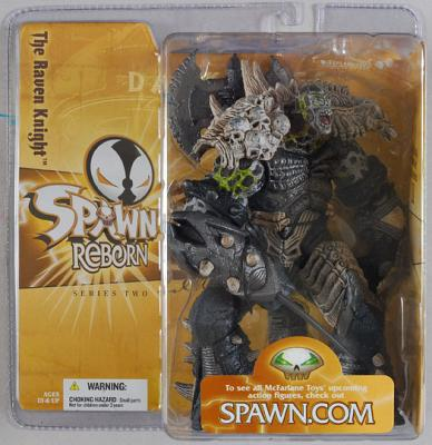 Spawn Reborn 2 The Raven Knight