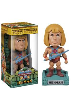 Masters of the Universe Wacky Wobbler Wackelkopf-Figur He-Man 15