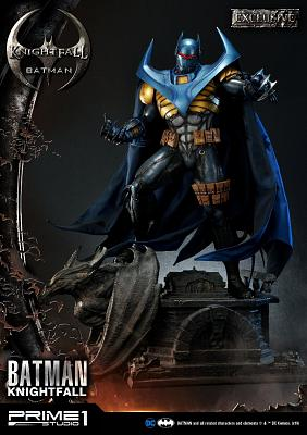 DC Comics: Exclusive Knightfall Batman 35 inch Statue