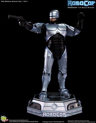 ROBOCOP - Robocop 1/4 Statue (Pop Culture Shock)
