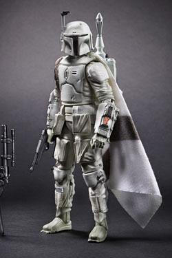 Star Wars Black Series Actionfiguren 15 cm 2014 Prototype Boba F