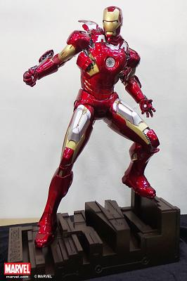 Iron Man Mark VII Statue XM Studios