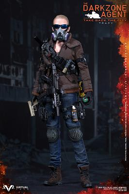 The Darkzone Agent - Tracy