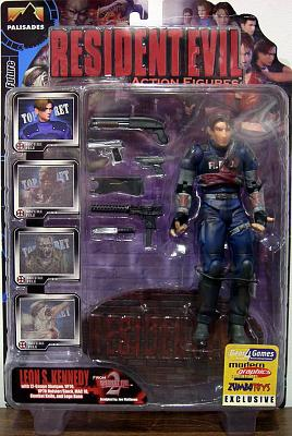 Leon S. Kennedy (wounded)