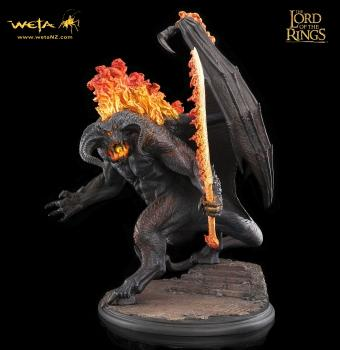 BALROG - Demon of Shadow and Flame Statue (WETA)