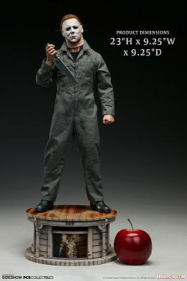 Michael Myers Statue by PCS Collectibles 1/4 Scale – Halloween b