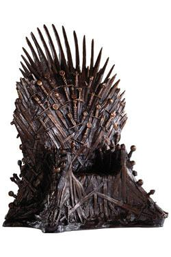 Game of Thrones Bronze Statue Eiserner Thron 36 cm
