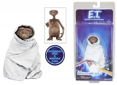 E. T. Series II Action Night Flight E. T. Figur