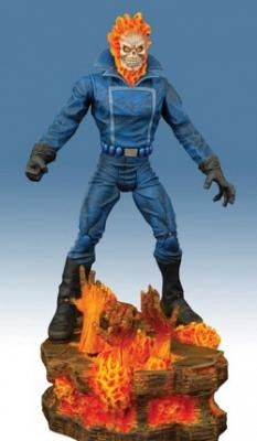 Marvel Select - Ghost Rider Actionfigur