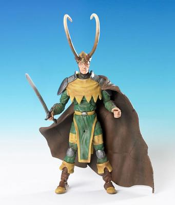 Marvel Legends Series 13 LOKI