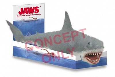 "Jaws Plush 12"" with sound"