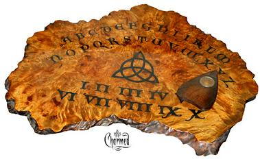 Charmed Spirit Board Resin